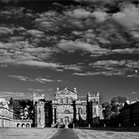Buy canvas prints of Seaton Delaval Hall by Paul Appleby