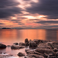 Buy canvas prints of Edinburgh from the East Coast by Keith Thorburn