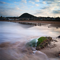 Buy canvas prints of Berwick Law by Keith Thorburn