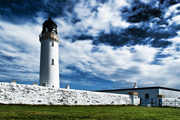 Mull of Galloway Lighthouse Canvas print by Keith Thorburn