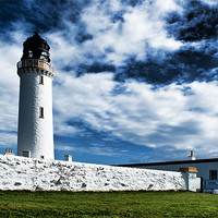 Buy canvas prints of Mull of Galloway Lighthouse by Keith Thorburn