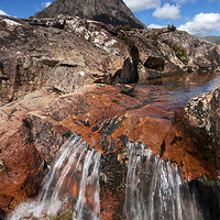 Buy canvas prints of Buachaille Etive Mor by Keith Thorburn