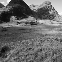 Buy canvas prints of Three Sisters Glencoe by Keith Thorburn