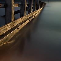 Buy canvas prints of Portobello Beach Sunrise by Keith Thorburn LRPS