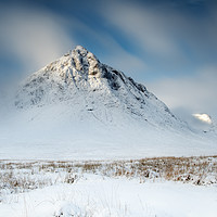 Buy canvas prints of Buachaille Etive Mor by Keith Thorburn LRPS