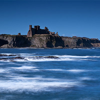 Buy canvas prints of Tantallon Castle by Keith Thorburn