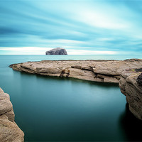 Buy canvas prints of Bass Rock by Keith Thorburn