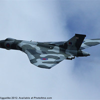 Buy canvas prints of Vulcan by J Biggadike