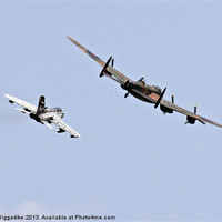 Buy canvas prints of The Dam Busters by J Biggadike