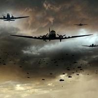 Buy canvas prints of Normandy Invasion by J Biggadike
