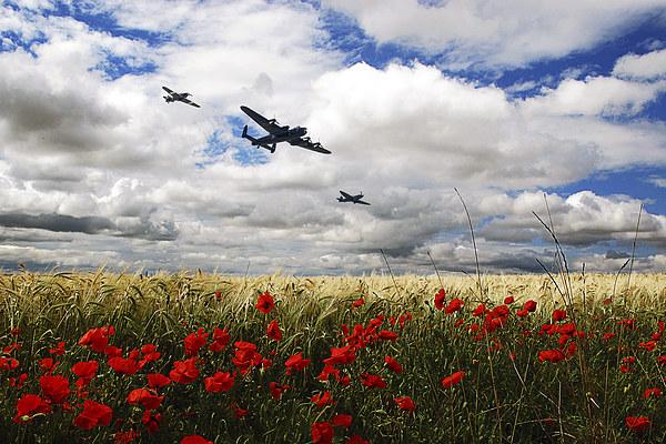 Battle Of Britain Memorial Tribute  Canvas print by J Biggadike