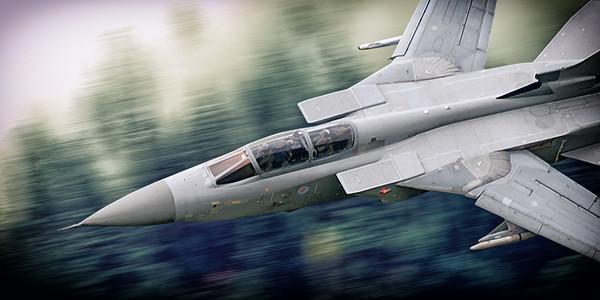 Tornado F3 Inbound Canvas print by J Biggadike