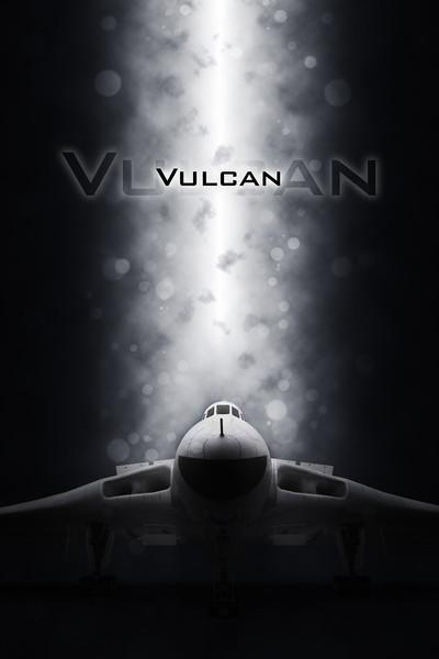Avro Vulcan Canvas print by J Biggadike