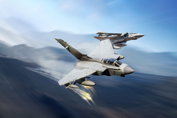Tonka Strike Force Canvas print by J Biggadike