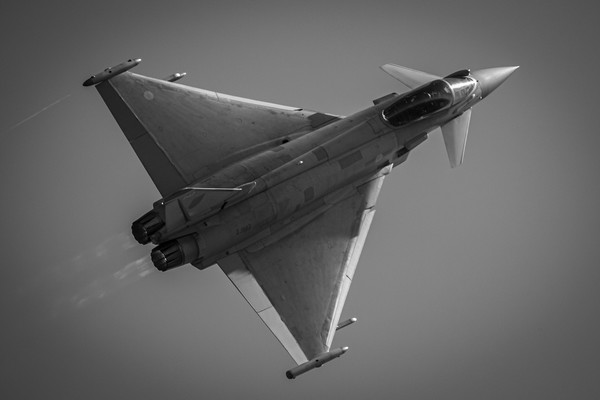 Typhoon Topside Canvas Print by J Biggadike