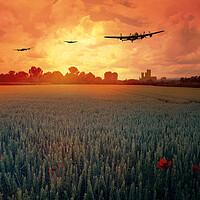 Buy canvas prints of Lincolnshire Legends by J Biggadike