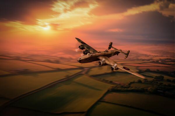 Halifax Sunset Canvas Print by J Biggadike