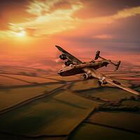 Buy canvas prints of Halifax Sunset by J Biggadike