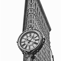 Buy canvas prints of Ironing NYC by Tom Hall