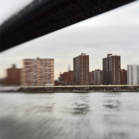 Buy canvas prints of Manhattan view from Brooklyn by Tom Hall