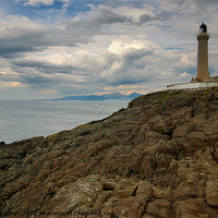 Buy canvas prints of Ardnamurchan Point by R K Photography