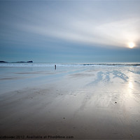 Buy canvas prints of Loneliness by R K Photography