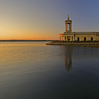 Buy canvas prints of   Normanton Church  by R K Photography