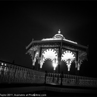 Buy canvas prints of Brighton Bandstand by Martyn Taylor