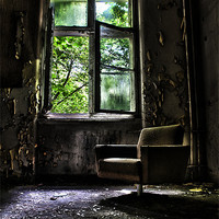 Buy canvas prints of Soviet  seat by Nathan Wright