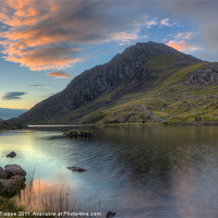 Buy canvas prints of Tryfan by Rory Trappe