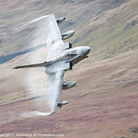 Buy canvas prints of Gr4 on a low level approach by Rory Trappe