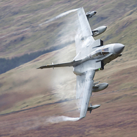 Buy canvas prints of Tornado Gr4 by Rory Trappe