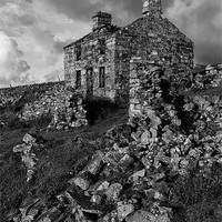 Buy canvas prints of Bryn Eithin by Rory Trappe