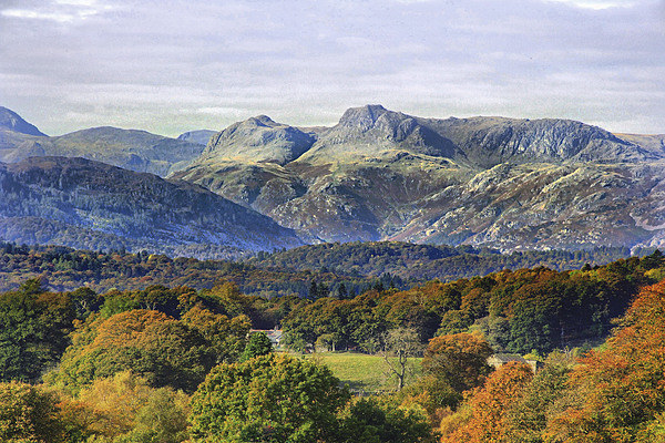Lake District Canvas print by Irene Burdell