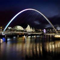 Buy canvas prints of quayside by Northeast Images Daniel Dent