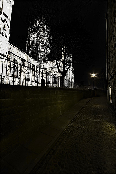 Durham Cathedral Canvas print by Northeast Images Daniel Dent