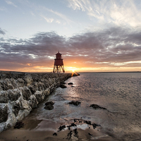 Buy canvas prints of  South Shields by Northeast Images Daniel Dent