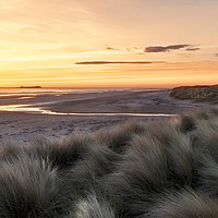 Buy canvas prints of Bamburgh Castle by Northeast Images