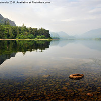 Buy canvas prints of Derwentwater, Cumbria by Jason Connolly