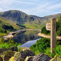 Buy canvas prints of Haweswater, Cumbria by Jason Connolly