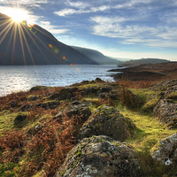 Buy canvas prints of Wastwater by Jason Connolly