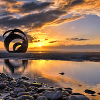 Buy canvas prints of Mary's Shell, Cleveleys by Jason Connolly