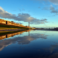 Buy canvas prints of Blackpool Reflections by Jason Connolly