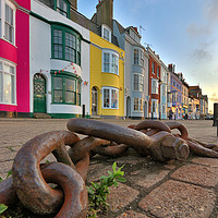 Buy canvas prints of Weymouth, Dorset. by Jason Connolly