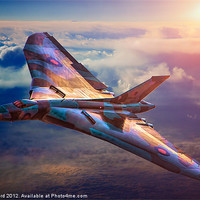 Buy canvas prints of The Last Vulcan by Chris Lord's Pixielated Pixels