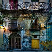 Buy canvas prints of Havana Habitat by Chris Lord
