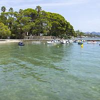 Buy canvas prints of Puerto Pollensa Mallorca by Gerry Greer