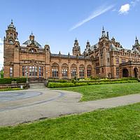 Buy canvas prints of Glasgow Kelvingrove Art Gallery and Museum Scotlan by Gerry Greer