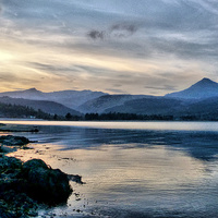 Buy canvas prints of Isle of Arran by Lilian Marshall