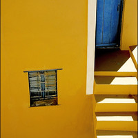 Buy canvas prints of Santorini Canvases & Prints by Keith Towers Canvases & Prints